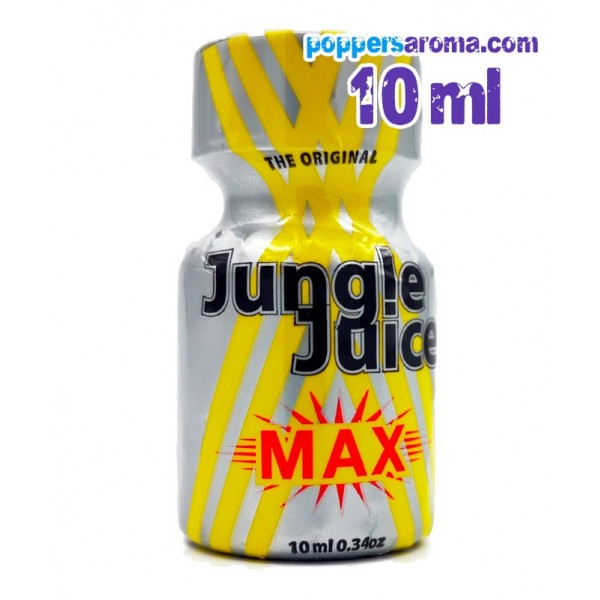 Poppers Jungle Juice Max - 10ml