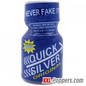 Poppers pas cher Quick Silver
