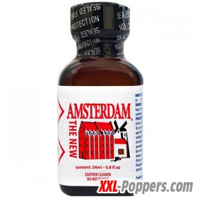 Poppers pas cher New Amsterdam 24 ml