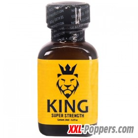 Poppers pas cher King 24 ml