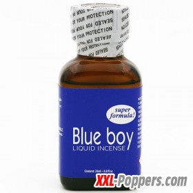 Poppers pas cher Blue Boy 24ml