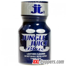 Poppers Jungle Juice Blue