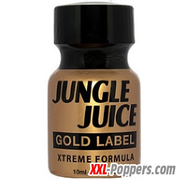 Poppers Jungle Juice Gold Label