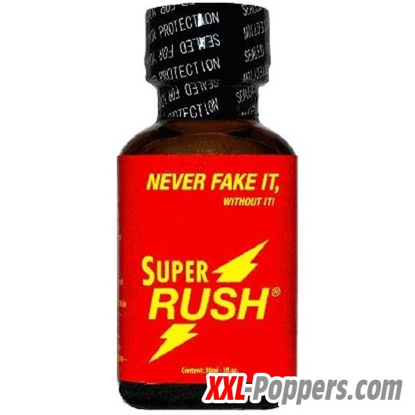 Poppers Super Rush Red