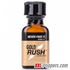 Poppers pas cher Gold Rush 24ml