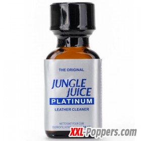 Poppers pas cher Jungle Juice Platinium 24ml