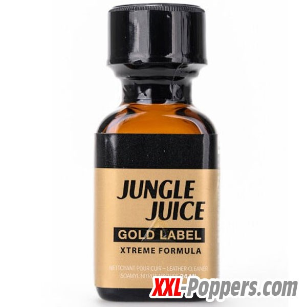 Poppers pas cher Jungle Juice Gold Label