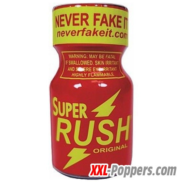 poppers pas cher Super Rush 10 ml